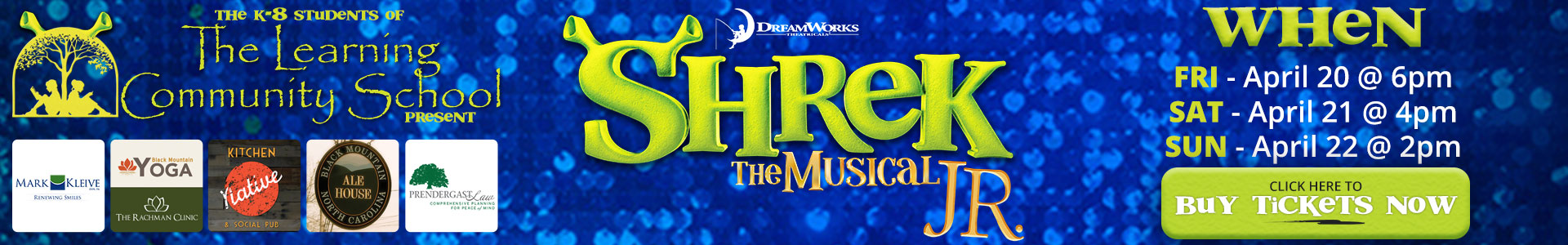 Buy Tickets to Shrek The Musical